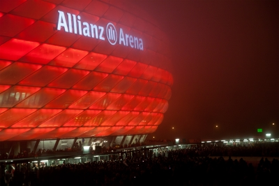 Bayern Allianz-Arena by freedigitalphotos.net